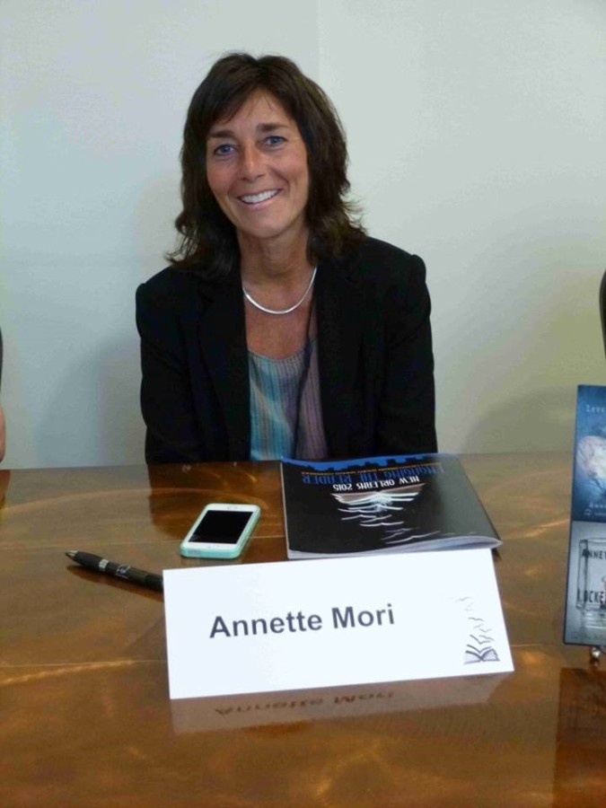 Meet Author Annette Mori ('Locked Inside')