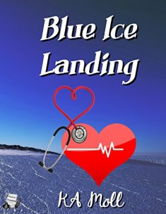 Blue Ice Landing Cover