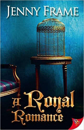 #FF #Flashback Friday! My review for Jenny Frame's 'A Royal Romance'