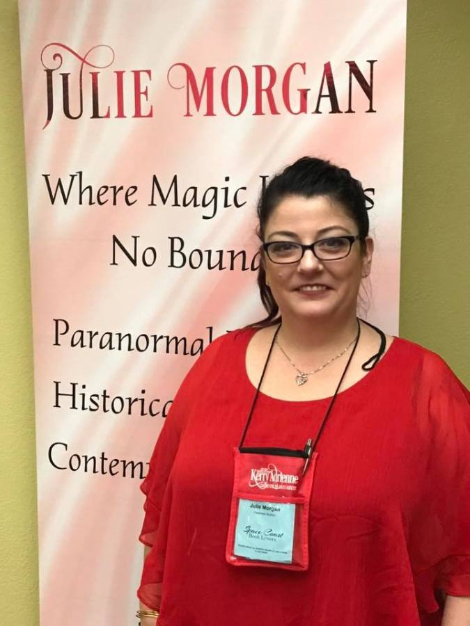 Meet USA Bestselling Author Julie Morgan