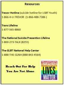 Hotline info