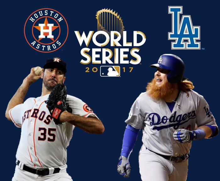 2017 Fall Classic – The World Series