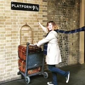 Platform 9 3 4
