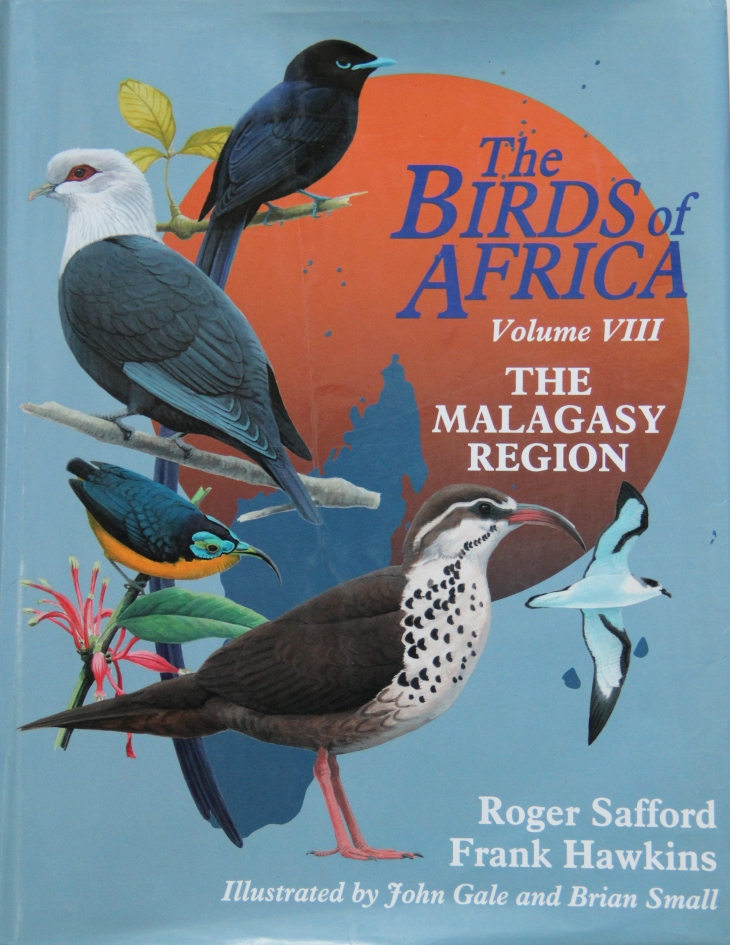 The Birds of Africa - Volume 8 - The malagasy region (cover)