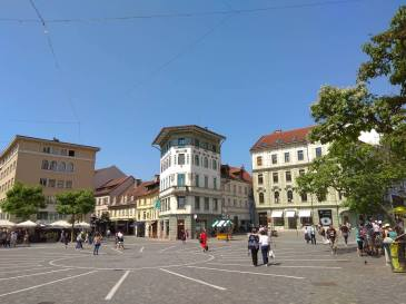 Market place square
