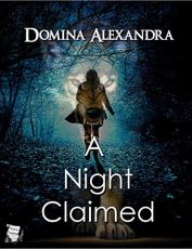 A Night Claimed Cover