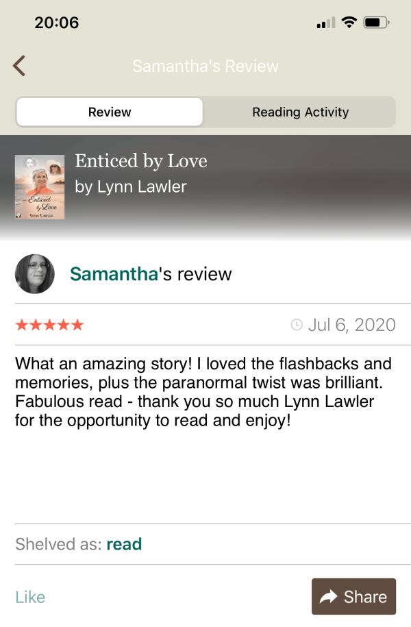 Samantha Review