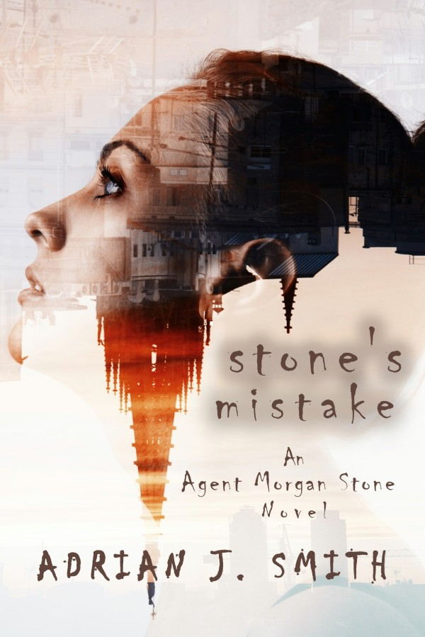 Cover reveal for Adrian J. Smith's 'Stone's Mistake'